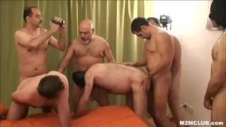 backyard orgy