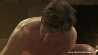 Gay relaxing massage