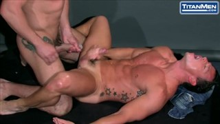 Adam & Cavin – Hot Suits Sex
