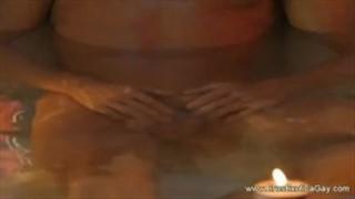 Penis enlargement massage