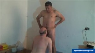 Construction Workers Threesome