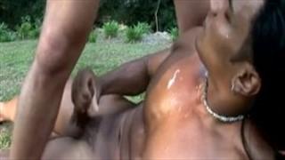 Strong gay dudes sharing dicks