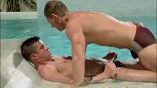Tohma and Koh Masaki 02(pool)