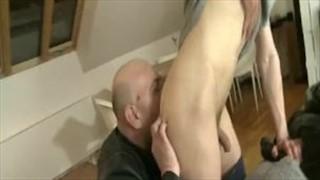 A few dicks and a lot of cum