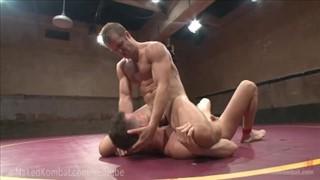 Nude Wrestling Domination