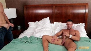 CodyCummings Surprise COCK in Hotel Room