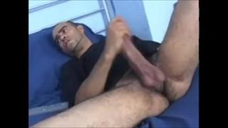 Huge Cock Masturbation