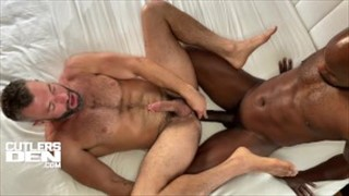 Muscle Big Cock Quickie
