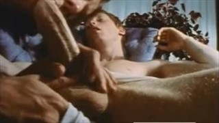 Rudy w retro pornolu