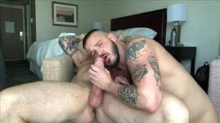 Rocco Steele and Jon Shield