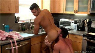 Menatplay – The Barber and Axel