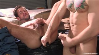 RagingStallion Sebastian Kross Dick Moves