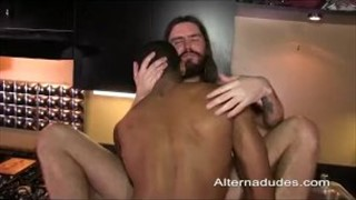 Frat College Dude Gets Fucked Hard