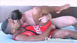 ManRoyale – Olympic Fucker Paul Cannon Pounds Mike Maverick