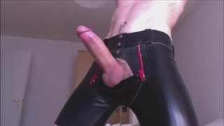 Pleasure in full rubber