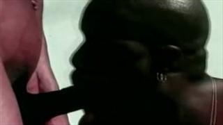 Black dudes hard anal sex