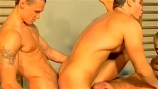 Gay orgy sensation