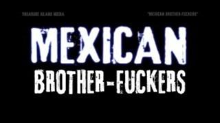 Gay Mexican men with big uncut dicks fuck bar