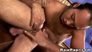 Latino with big cock